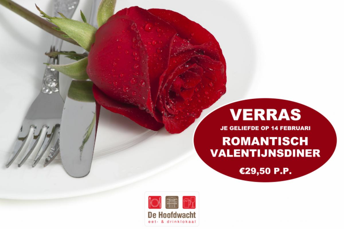 Valentijnsdiner 14 februari 2019